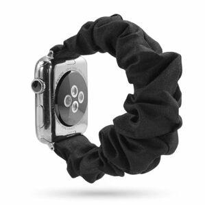 eses Elastický řemínek 42mm/44mm černý pro Apple Watch