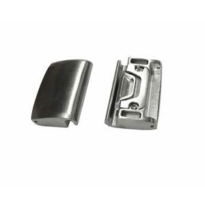 eses EasyFit/QuickFit konektor pro Garmin 22mm - stříbrný (2ks)