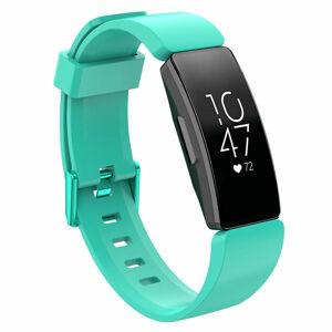 eses Silikonový řemínek tyrkysový pro Fitbit Inspire/ Inspire HR